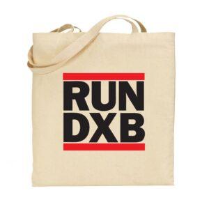 Tote bag RUN DXB