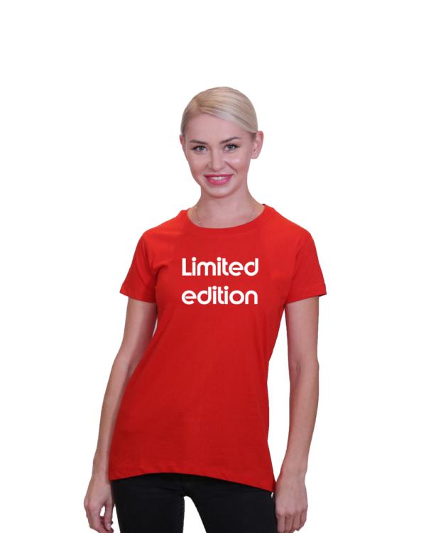 Red Round Neck Shirt